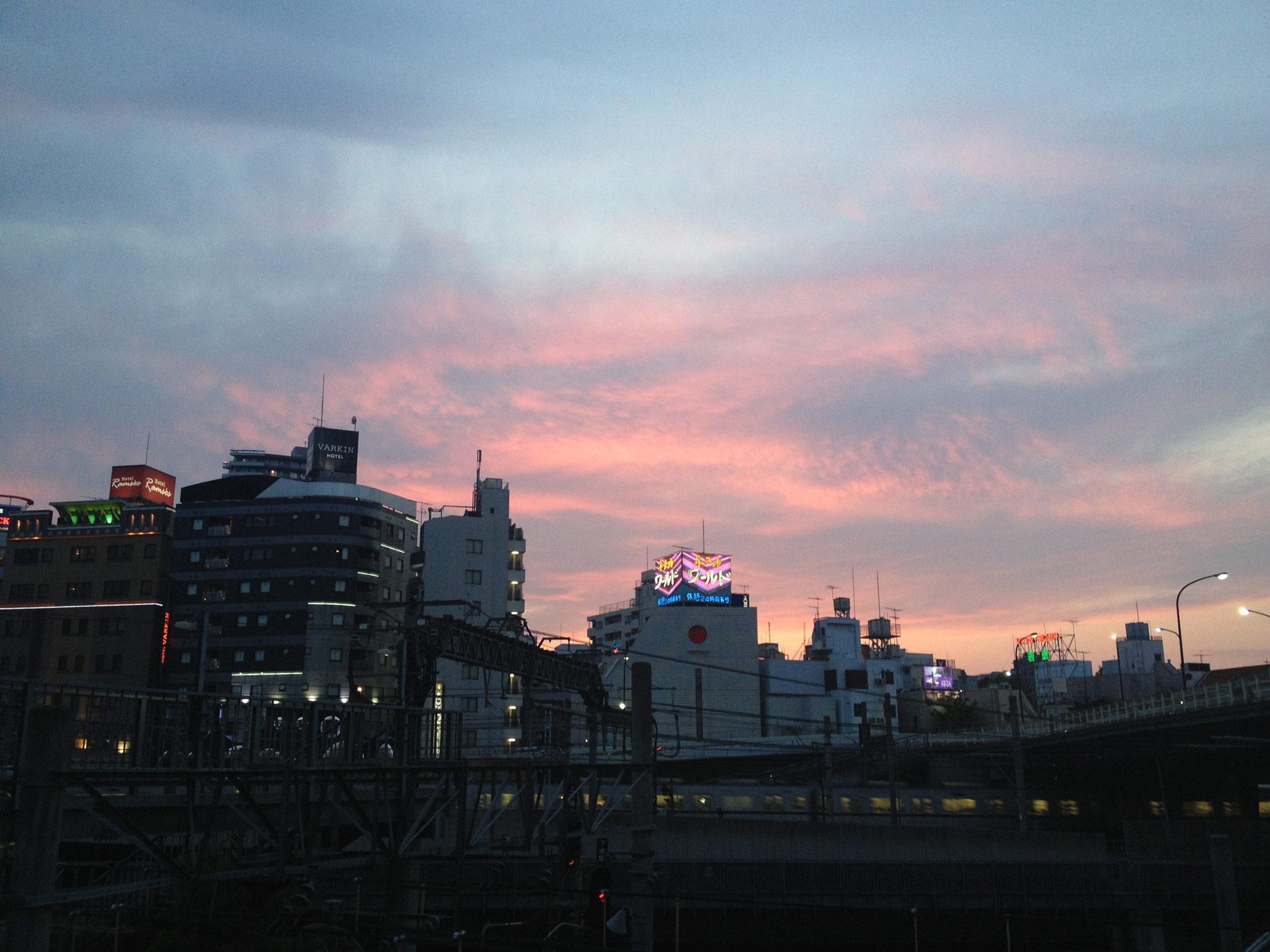 sunsetsoapland